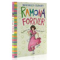 英文原版 Ramona Forever 平装 蕾蒙娜系列 儿童章节桥梁书 儿童小说 章节书 学生课外读物