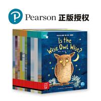 培生幼儿英语第二辑:提高级 (共24册英语绘本,儿童英语分级阅读,百万妈妈口碑力荐)