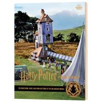 哈利波特电影回顾设定集12 巫师世界的庆典,美食和出版物 Harry Potter The Film Vault Vol