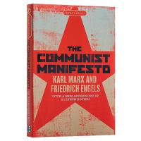 共产党宣言 英文原版 The Communist Manifesto 马列主义经典 马克思恩格斯 Karl Marx 全
