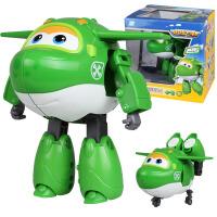 奥迪双钻超级飞侠玩具大号变形机器人全套装小飞侠玩具 小青