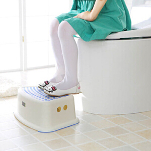 凳子 儿童登高凳垫脚凳浴室防滑凳洗衣凳洗澡凳加厚塑料凳小凳子厕所垫脚凳满额减限时抢