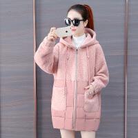 ins女潮中长款2018冬季新款韩版chic面包服流行外套羽绒棉衣