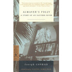 ALMAYER'S FOLLY(ISBN=9780375760143) 英文原版