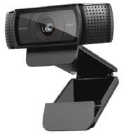 Logitech/罗技 C920e 高清摄像头 办公会议摄像头 高清网络YY主播直播美颜