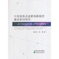[二手旧书9成新]中国家族企业群体断裂带激活机制研究――基于国美电器与雷士照明的案例比较,,9787514178227