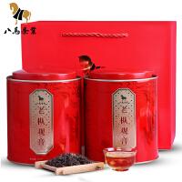 八马茶业 铁观音茶叶 浓香型乌龙茶安溪原产 铁观音老枞两罐600g