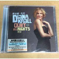 原装正版 戴安娜・克劳:爵色夜空(17再版)CD 音乐CD 车载CD