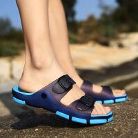 【EVA鞋底防滑】拖鞋男夏季凉鞋男士沙滩鞋凉拖鞋洞洞鞋防滑