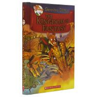 Geronimo Stiliton The Kingdom of Fantasy 老鼠记者幻想王国#1 儿童青少年彩色