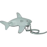 ins超火仙女包包2018新款可爱搞怪小包包个性鲨鱼迷你单肩斜挎包
