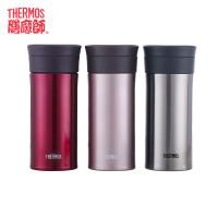 膳魔师/THERMOS高真空不锈钢保温杯自带茶滤办公杯TCMA-400