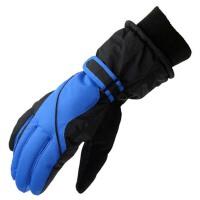 保暖滑雪手套冬季男女防水防风加棉骑车户外骑行手套