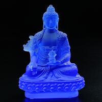 琉璃莲花药师佛像摆件释迦摩尼佛家居摆设大日如来佛像工艺
