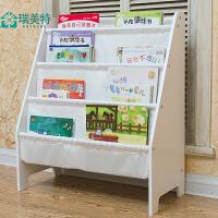 瑞美特宝宝书架儿童书架简易幼儿园书架小孩书柜书架绘本架收纳架