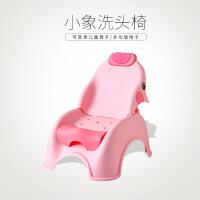 儿童洗头椅 宝宝洗头床可折叠洗发躺椅子小孩加大号家用洗发神器