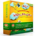 """原版培生朗文 趣鼠""""Mice Series""""幼儿英文启蒙立体绘本英语中级A MR 2A 英语分级6本套装互动游戏早教"""