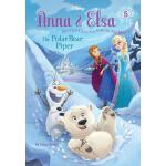 【预订】Anna & Elsa #5: The Polar Bear Piper (Disney Frozen)