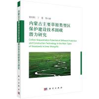内蒙古主要草原类型区保护建设技术固碳潜力研究