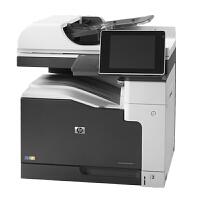 惠普HP M775dn 彩色激光一体机 打印 复印 扫描 自动双面 网络