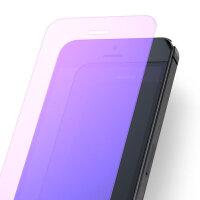 carkoci iphone5s钢化玻璃膜 苹果5s手机膜  5se防摔抗蓝光膜