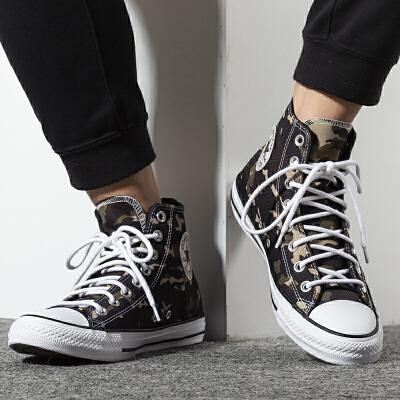 Converse匡威男鞋运动耐磨休闲鞋高帮帆布鞋165915 运动耐磨休闲鞋高帮帆布鞋