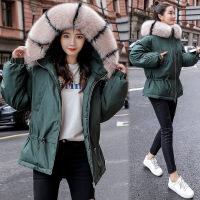冬天外套女加厚2018女装新款冬季韩版中长款棉衣冬装棉袄衣服