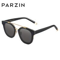 帕森太阳镜女士金属板材大框 尼龙镜片黑框潮墨镜 驾驶镜新品9778