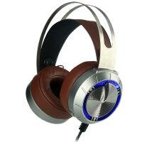 A3游戏耳机头戴式台式电脑电竞网吧耳麦笔记本带麦克风CF 官方标配