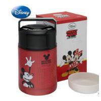 迪士尼不锈钢保温杯 1L便携时尚焖烧壶 大容量保温饭盒
