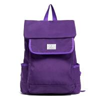 2015新款 韩版个性女式背包户外旅行休闲双肩包潮流学生书包背包