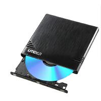 LITEON建兴eBAU108外置光驱 8倍速 USB2.0 笔记本台式电脑外置光驱 DVD刻录机 移动光驱 黑色(兼