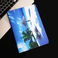 小霸王R30/R10/K10/k10plus皮套学生平板电脑支架保护套超薄外壳