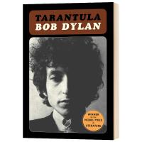 塔兰图拉 Tarantula 英文原版 鲍勃迪伦 Bob Dylan 诺贝尔文学奖 英文版进口原版英语书籍