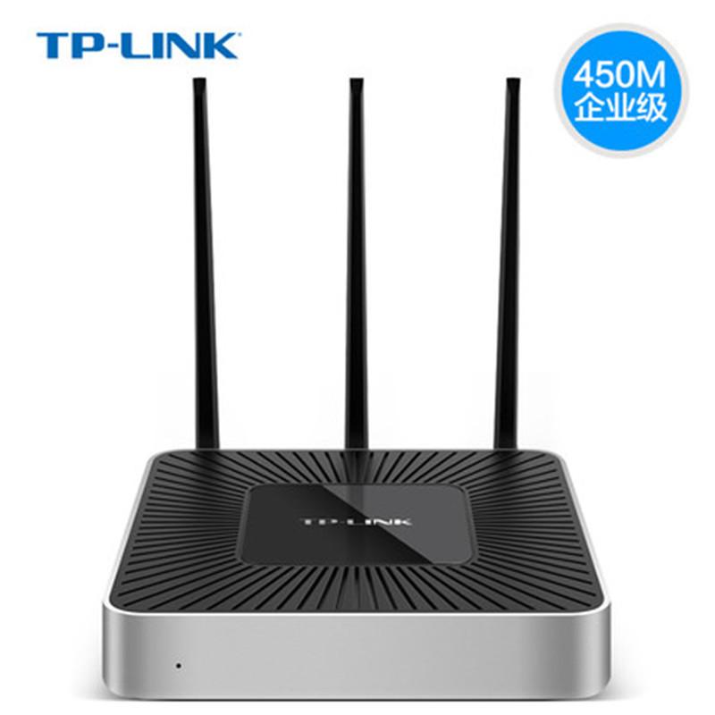 TP-LINK TL-WVR450L 450M无线路由器 企业级VPN路由器 多wan口路由器广告 全千兆端口 微信上网认证 带USB 新品上市