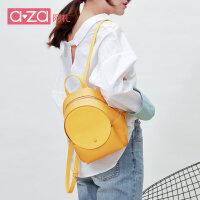 【立减100】aza2019夏季新款可爱学生女式背包迷你小双肩包ins韩版mini书包女