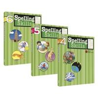 Harcourt Family Learning - Spelling Skills Grade 4-6 哈考特家庭辅导