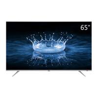 TCL 65A860U 65英寸32核人工智能 超智慧 超薄4K 超高清电视机(银色)