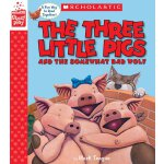 The Three Little Pigs and the Somewhat Bad Wolf (a Storypla