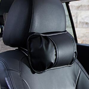 【支持礼品卡支付】富程 汽车头枕 车用车载靠垫 护颈枕背靠枕 两个装