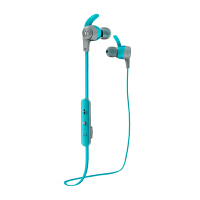 Monster魔声 iSport Achieve Wireless 入耳式蓝牙运动耳机 防汗线控 - 蓝色