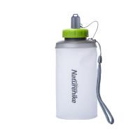 便携软水袋登山饮水水壶 户外运动大容量硅胶折叠水壶
