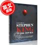 预售 史蒂芬金美剧电影艺术画册设定集 英文原版 Stephen King at the Movies 史蒂芬金小说改编影视剧全回顾设定 精装 惊悚