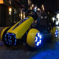 儿童电动车四轮遥控汽车可坐宝宝卡丁车童车赛车玩具车可坐人