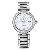 欧米茄Omega-碟飞系列 425.35.34.20.55.001 机械女士手表