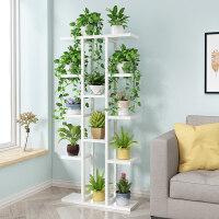 好看的花架绿萝子用多层室内省空间铁艺多层客厅阳台花盆架子