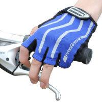 男士女士骑行手套山地自行车手套半指骑行装备透气防滑手套