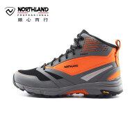 【过年不打烊】诺诗兰NORTHLAND 秋冬户外登山徒步男士防水耐磨中帮鞋 FM995568