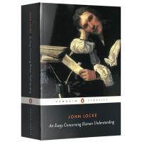正版现货 人类理解论 英文原版哲学书 An Essay Concerning Human Understanding