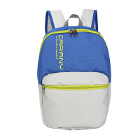 卡拉羊简约多功能休闲大容量男女旅行笔记本电脑背包双肩包CX5699